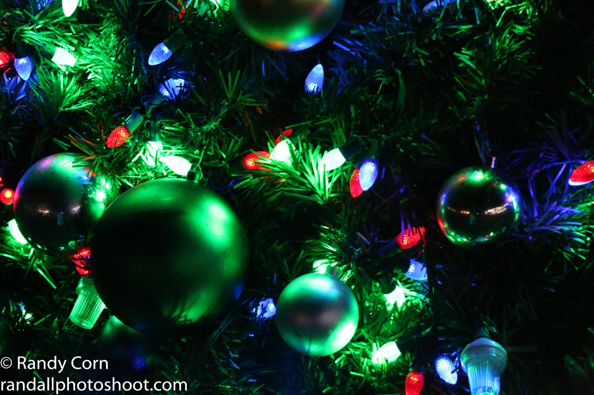 Christmas Decorations Upclose-1